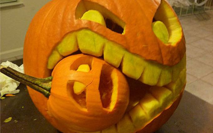 creative-halloween-pumpkin-carving-ideas-2013-ads-eating-small_decorate-small-pumpkins_home-decor_home-decor-catalogs-decorating-magazines-decorators-outlet-blog-coupon-stores-code-yosemite.jpg